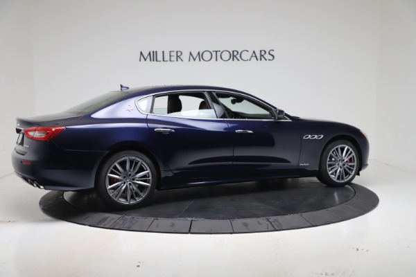 New 2020 Maserati Quattroporte S Q4 GranLusso for sale $117,935 at Alfa Romeo of Greenwich in Greenwich CT 06830 8