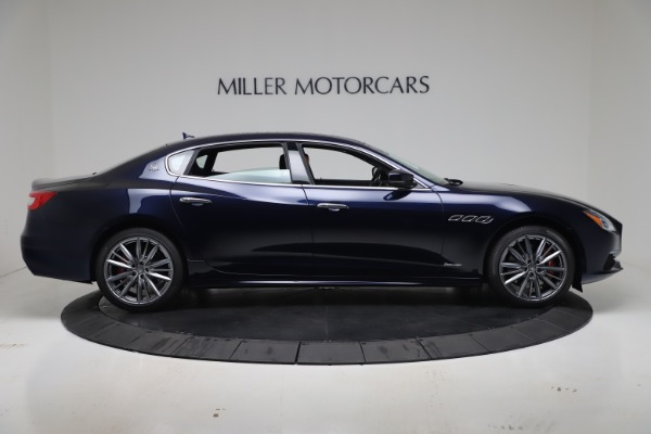 New 2020 Maserati Quattroporte S Q4 GranLusso for sale $117,935 at Alfa Romeo of Greenwich in Greenwich CT 06830 9