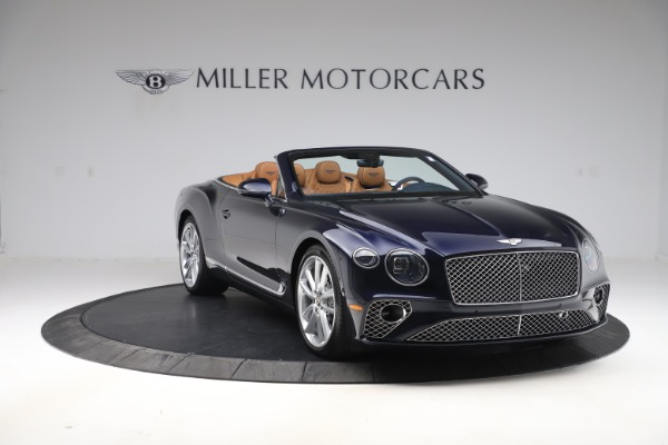 New 2020 Bentley Continental GTC W12 for sale $292,575 at Alfa Romeo of Greenwich in Greenwich CT 06830 11