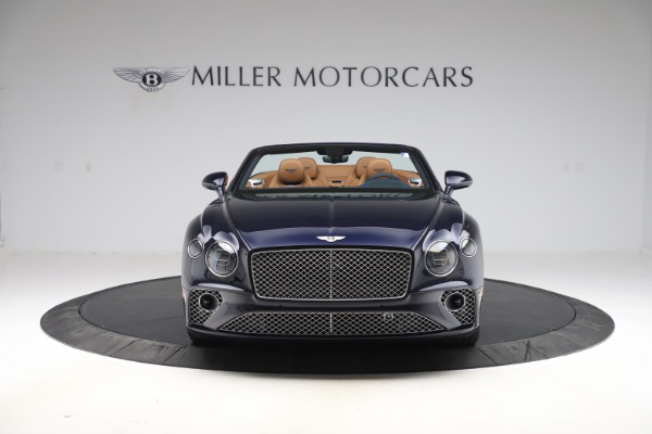 New 2020 Bentley Continental GTC W12 for sale $292,575 at Alfa Romeo of Greenwich in Greenwich CT 06830 12