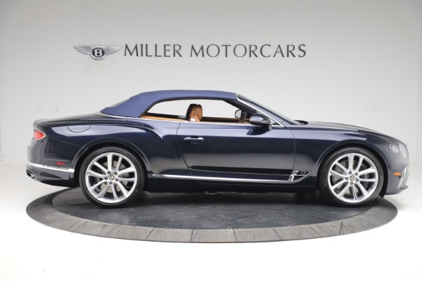 New 2020 Bentley Continental GTC W12 for sale $292,575 at Alfa Romeo of Greenwich in Greenwich CT 06830 18