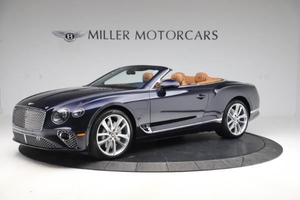 New 2020 Bentley Continental GTC W12 for sale $292,575 at Alfa Romeo of Greenwich in Greenwich CT 06830 2