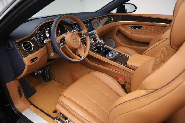 New 2020 Bentley Continental GTC W12 for sale $292,575 at Alfa Romeo of Greenwich in Greenwich CT 06830 24