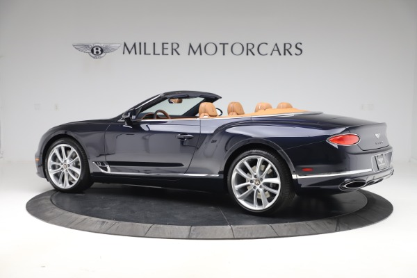 New 2020 Bentley Continental GTC W12 for sale $292,575 at Alfa Romeo of Greenwich in Greenwich CT 06830 4