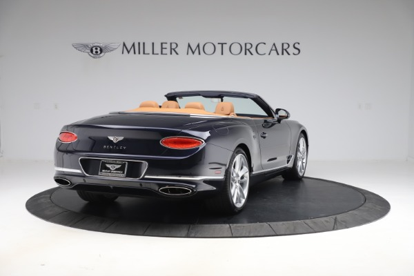 New 2020 Bentley Continental GTC W12 for sale $292,575 at Alfa Romeo of Greenwich in Greenwich CT 06830 7