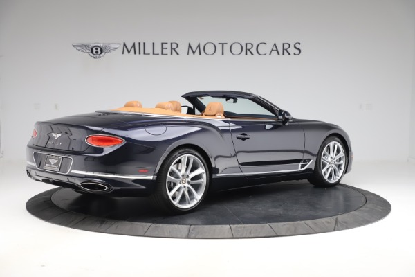 New 2020 Bentley Continental GTC W12 for sale $292,575 at Alfa Romeo of Greenwich in Greenwich CT 06830 8
