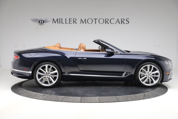New 2020 Bentley Continental GTC W12 for sale $292,575 at Alfa Romeo of Greenwich in Greenwich CT 06830 9