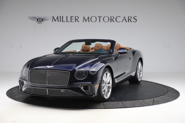 New 2020 Bentley Continental GTC W12 for sale $292,575 at Alfa Romeo of Greenwich in Greenwich CT 06830 1
