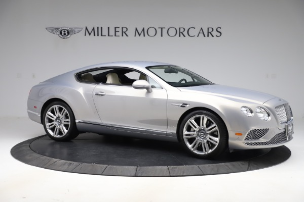 New 2016 Bentley Continental GT W12 for sale $128,900 at Alfa Romeo of Greenwich in Greenwich CT 06830 10