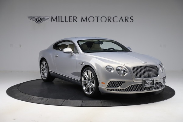 New 2016 Bentley Continental GT W12 for sale $128,900 at Alfa Romeo of Greenwich in Greenwich CT 06830 11