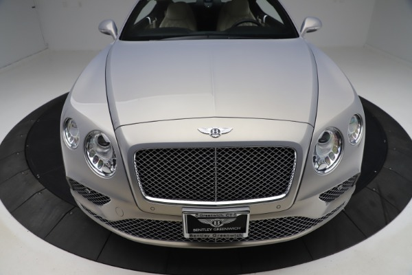 New 2016 Bentley Continental GT W12 for sale $128,900 at Alfa Romeo of Greenwich in Greenwich CT 06830 13