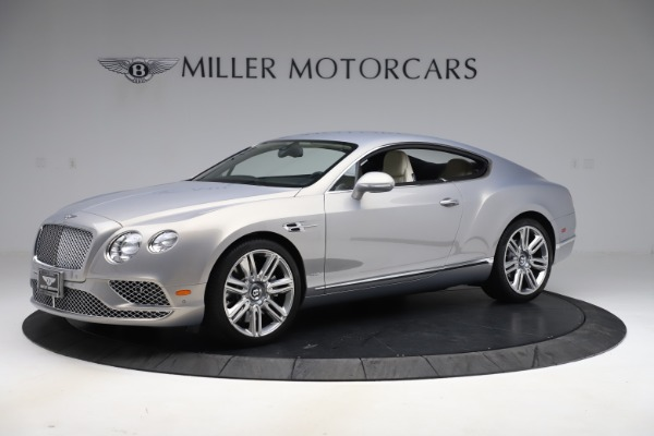 New 2016 Bentley Continental GT W12 for sale $128,900 at Alfa Romeo of Greenwich in Greenwich CT 06830 2