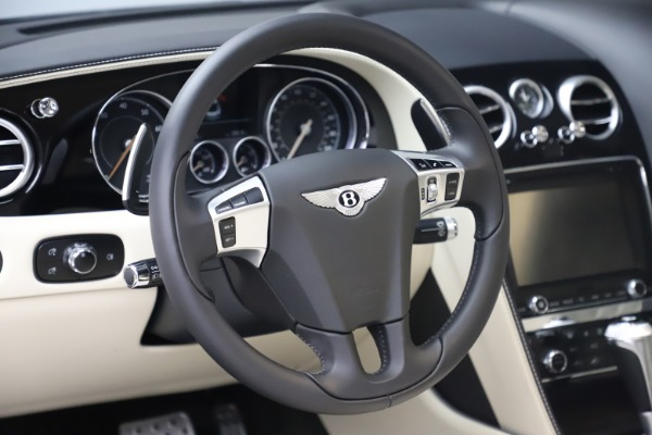 New 2016 Bentley Continental GT W12 for sale $128,900 at Alfa Romeo of Greenwich in Greenwich CT 06830 22