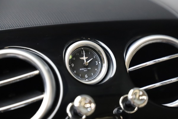 New 2016 Bentley Continental GT W12 for sale $128,900 at Alfa Romeo of Greenwich in Greenwich CT 06830 23