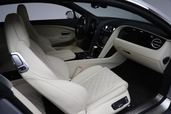 New 2016 Bentley Continental GT W12 for sale $128,900 at Alfa Romeo of Greenwich in Greenwich CT 06830 24