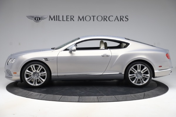 New 2016 Bentley Continental GT W12 for sale $128,900 at Alfa Romeo of Greenwich in Greenwich CT 06830 3