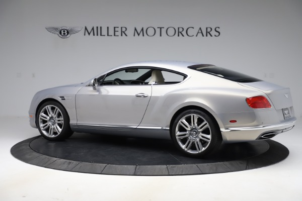New 2016 Bentley Continental GT W12 for sale $128,900 at Alfa Romeo of Greenwich in Greenwich CT 06830 4