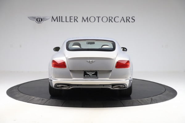 New 2016 Bentley Continental GT W12 for sale $128,900 at Alfa Romeo of Greenwich in Greenwich CT 06830 6