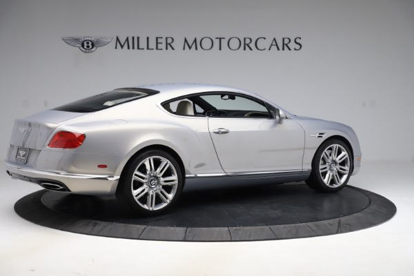 New 2016 Bentley Continental GT W12 for sale $128,900 at Alfa Romeo of Greenwich in Greenwich CT 06830 8