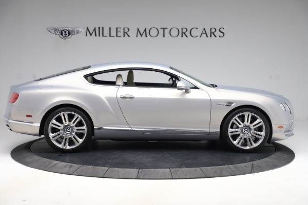New 2016 Bentley Continental GT W12 for sale $128,900 at Alfa Romeo of Greenwich in Greenwich CT 06830 9