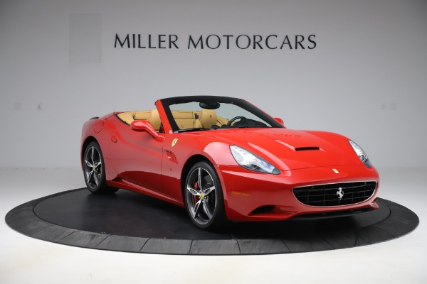 Used 2014 Ferrari California 30 for sale $127,900 at Alfa Romeo of Greenwich in Greenwich CT 06830 11
