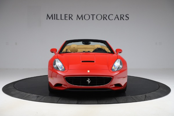 Used 2014 Ferrari California 30 for sale $127,900 at Alfa Romeo of Greenwich in Greenwich CT 06830 12