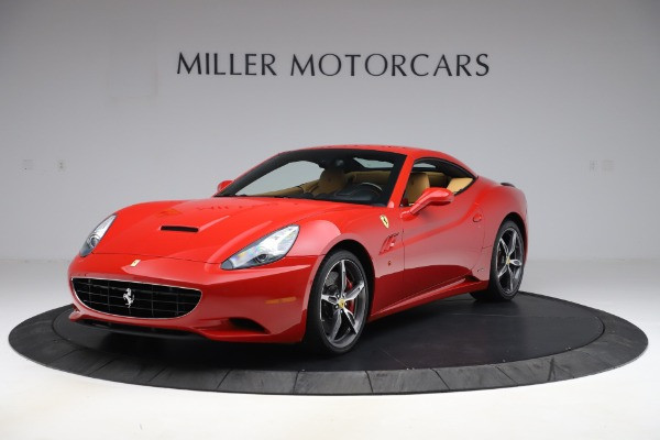 Used 2014 Ferrari California 30 for sale $127,900 at Alfa Romeo of Greenwich in Greenwich CT 06830 13
