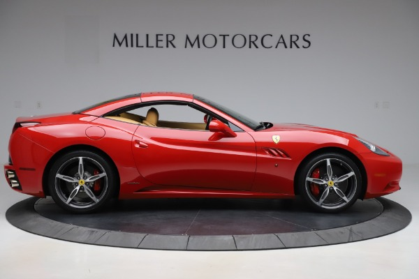 Used 2014 Ferrari California 30 for sale $127,900 at Alfa Romeo of Greenwich in Greenwich CT 06830 15