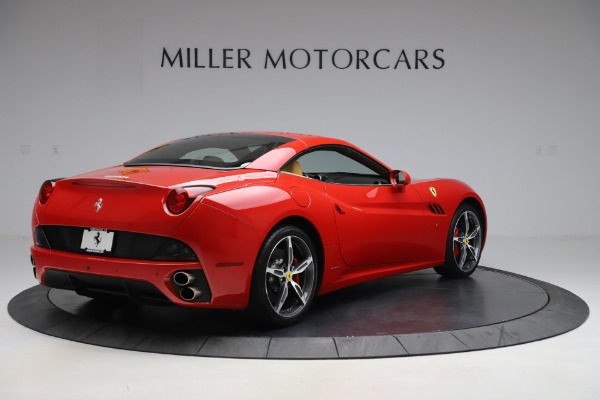 Used 2014 Ferrari California 30 for sale $127,900 at Alfa Romeo of Greenwich in Greenwich CT 06830 16