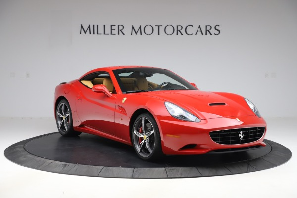 Used 2014 Ferrari California 30 for sale $127,900 at Alfa Romeo of Greenwich in Greenwich CT 06830 17