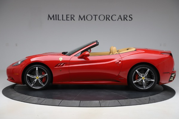 Used 2014 Ferrari California 30 for sale $127,900 at Alfa Romeo of Greenwich in Greenwich CT 06830 3