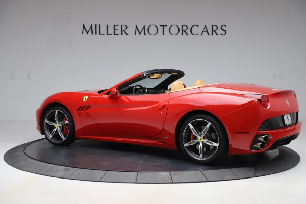 Used 2014 Ferrari California 30 for sale $127,900 at Alfa Romeo of Greenwich in Greenwich CT 06830 4