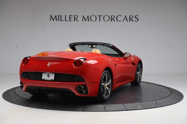 Used 2014 Ferrari California 30 for sale $127,900 at Alfa Romeo of Greenwich in Greenwich CT 06830 7