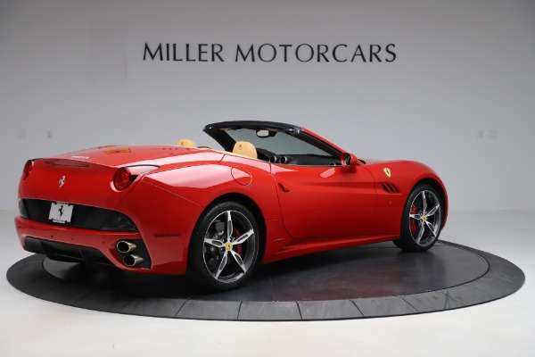 Used 2014 Ferrari California 30 for sale $127,900 at Alfa Romeo of Greenwich in Greenwich CT 06830 8