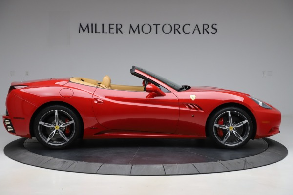 Used 2014 Ferrari California 30 for sale $127,900 at Alfa Romeo of Greenwich in Greenwich CT 06830 9