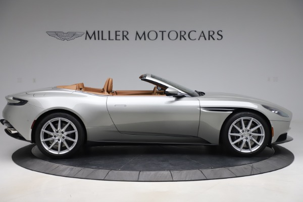 Used 2020 Aston Martin DB11 Volante Convertible for sale $239,900 at Alfa Romeo of Greenwich in Greenwich CT 06830 10