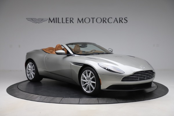 Used 2020 Aston Martin DB11 Volante Convertible for sale $239,900 at Alfa Romeo of Greenwich in Greenwich CT 06830 12