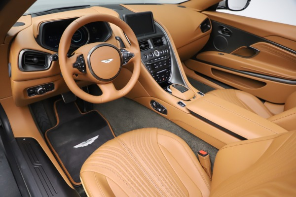 Used 2020 Aston Martin DB11 Volante Convertible for sale $239,900 at Alfa Romeo of Greenwich in Greenwich CT 06830 13