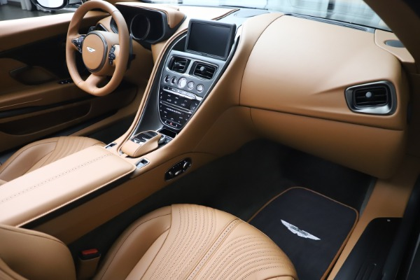 Used 2020 Aston Martin DB11 Volante Convertible for sale $239,900 at Alfa Romeo of Greenwich in Greenwich CT 06830 19