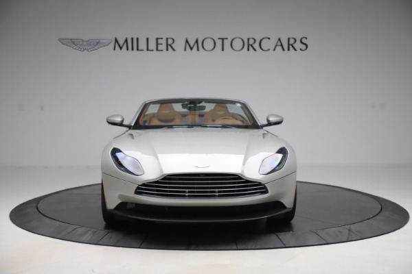 Used 2020 Aston Martin DB11 Volante Convertible for sale $239,900 at Alfa Romeo of Greenwich in Greenwich CT 06830 2