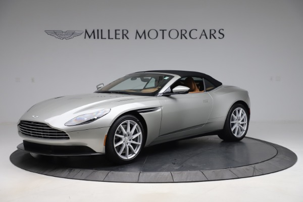 Used 2020 Aston Martin DB11 Volante Convertible for sale $239,900 at Alfa Romeo of Greenwich in Greenwich CT 06830 24