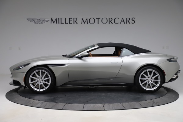 Used 2020 Aston Martin DB11 Volante Convertible for sale $239,900 at Alfa Romeo of Greenwich in Greenwich CT 06830 25