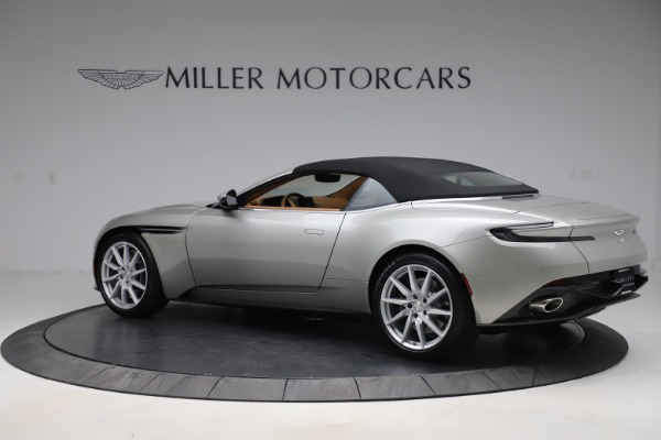 Used 2020 Aston Martin DB11 Volante Convertible for sale $239,900 at Alfa Romeo of Greenwich in Greenwich CT 06830 26