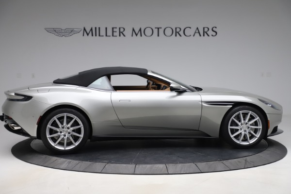 Used 2020 Aston Martin DB11 Volante Convertible for sale $239,900 at Alfa Romeo of Greenwich in Greenwich CT 06830 28