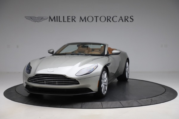 Used 2020 Aston Martin DB11 Volante Convertible for sale $239,900 at Alfa Romeo of Greenwich in Greenwich CT 06830 3