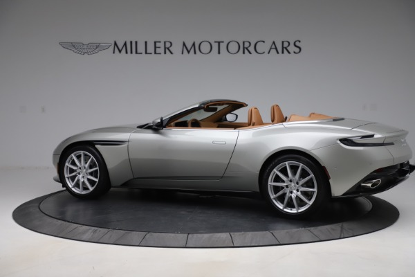 Used 2020 Aston Martin DB11 Volante Convertible for sale $239,900 at Alfa Romeo of Greenwich in Greenwich CT 06830 5