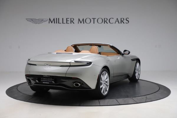 Used 2020 Aston Martin DB11 Volante Convertible for sale $239,900 at Alfa Romeo of Greenwich in Greenwich CT 06830 8