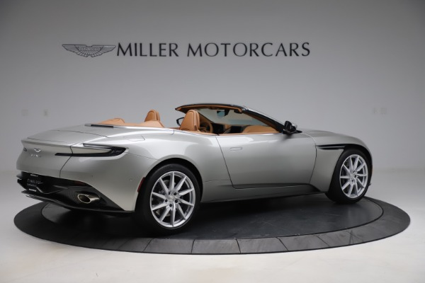 Used 2020 Aston Martin DB11 Volante Convertible for sale $239,900 at Alfa Romeo of Greenwich in Greenwich CT 06830 9