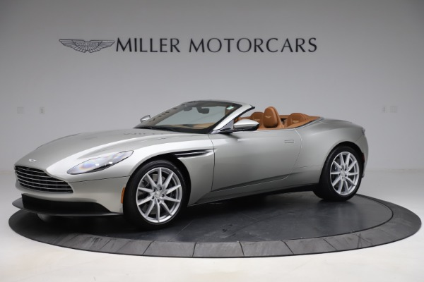Used 2020 Aston Martin DB11 Volante Convertible for sale $239,900 at Alfa Romeo of Greenwich in Greenwich CT 06830 1
