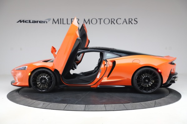 New 2020 McLaren GT Luxe for sale $246,975 at Alfa Romeo of Greenwich in Greenwich CT 06830 11